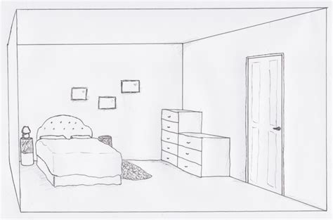 how to draw a bedroom step by step how to draw a bedroom step by step 28 images learn how