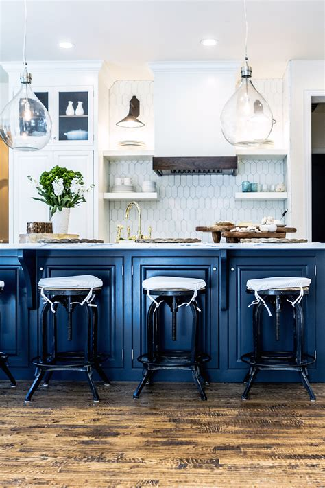 Nautical Kitchen Cabinets Kitchen Blues Navy Kitchen Kitchens And Navy