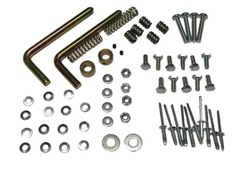 bench hardware kit 849 60hdw hardware rear bench seat kit