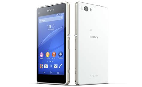 Hp Sony Xperia J1 Compact featuring top tier specs in metal sony xperia j1