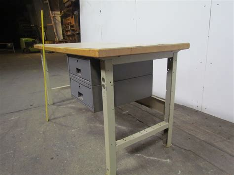 work bench top covering industrial workbench 1 3 4x36x72 maple top w laminate