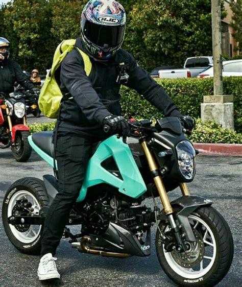 Honda Motorrad Grom by Die Besten 25 Honda Grom 125 Ideen Auf Pinterest Honda