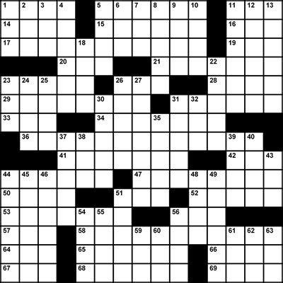 boat on jaws crossword crossword global times