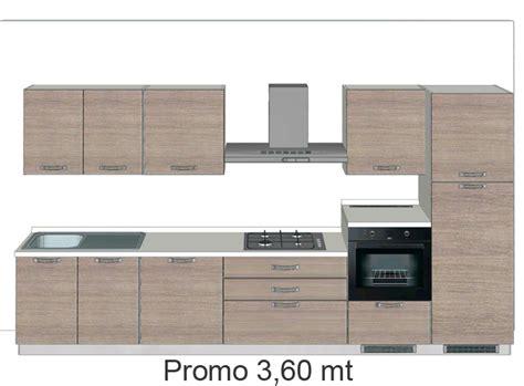 cucine di 3 metri cucine componibili 3 metri idee per il design della casa