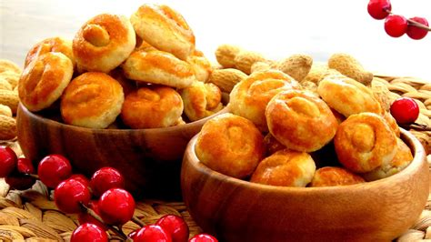 new year peanut biscuits recipe josephine s recipes how to make new year peanut