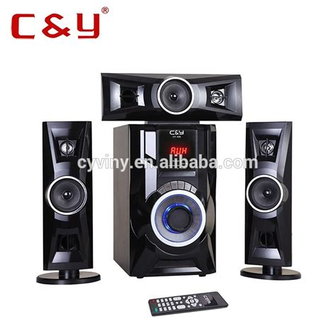 cy top sale a25 3 1 ch home theatre speaker 3d surround