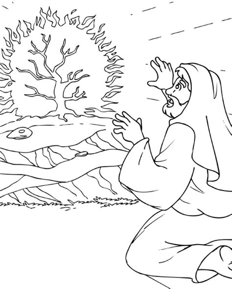 imagenes biblicas para colorear de moises desenhos de deus para colorir az dibujos para colorear