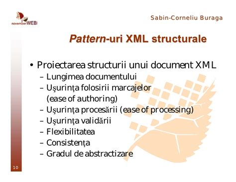 design pattern to generate xml xml design patterns