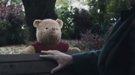 Christopher Robin Meme - christopher robin teaser created the hilarious poohsays