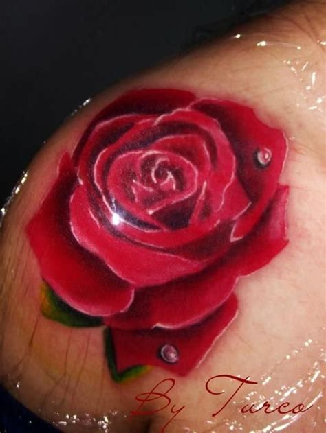 roses tattoo tumblr realistic flower ink pinups