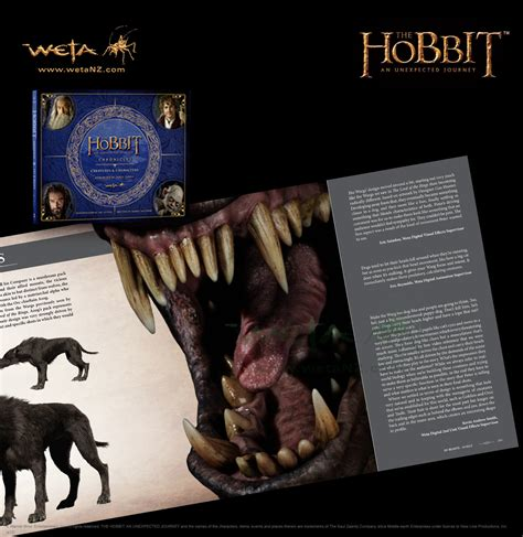 0007487266 the hobbit chronicles creatures an unexpected journey chronicles ii creatures