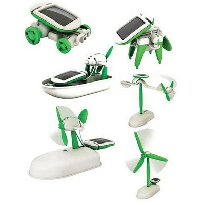 Solar Kit Robot Solar Educational 3 In 1 Robot Rakit 6 in 1 educational solar robot kit alex nld