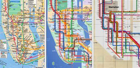 mta nyc subway map can a subway map really be quot mongrelish quot metafilter