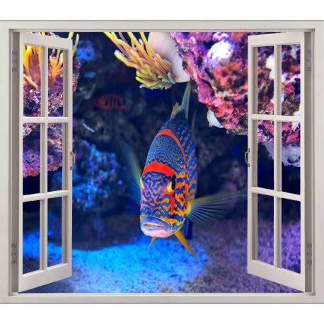 Fenster Aufkleber Fische by Aufkleber Fenster Deko Fisch Ref 5424 5424 Ebay