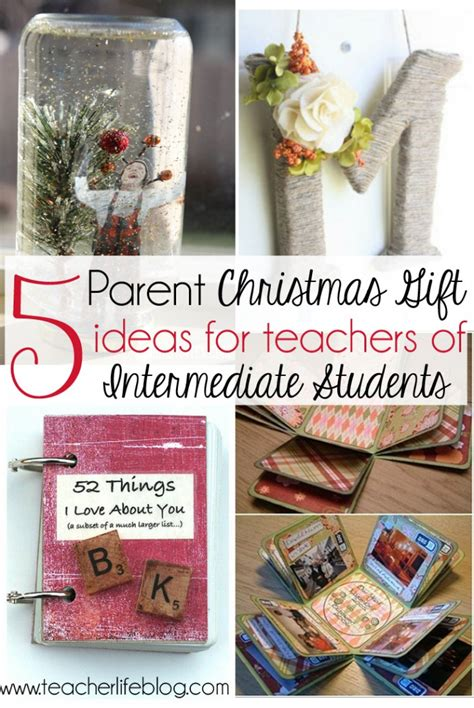 christmas gifts for teachers from principal 5 parent gift ideas for elementary classrooms