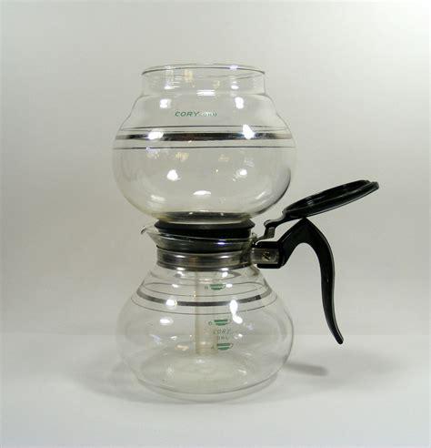 Vaccum Coffee Pot vacuum coffee pot 8 cup vintage coffee maker