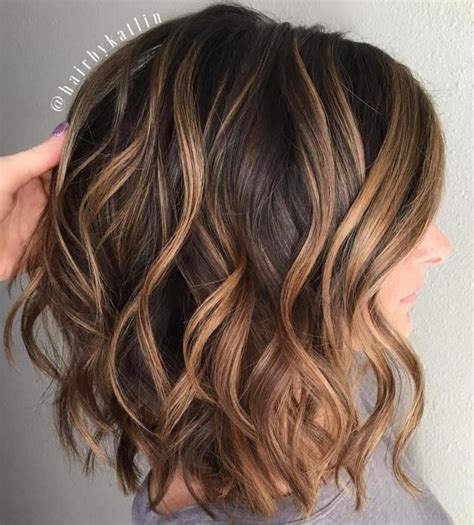 lob hairstyles 360 view 25 best ideas about caramel balayage on pinterest
