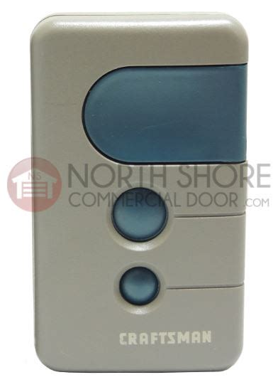 Craftsman Garage Door Remotes Sears Craftsman Garage Door Opener Remote 3 Function 53681 139 53681