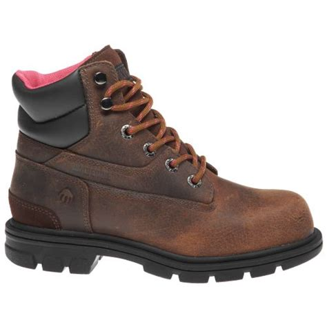 wolverine boots womens wolverine s 6 quot steel work boots academy