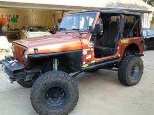 2000 Jeep Tj Lift Kit Purchase Used 2000 Jeep Wrangler Tj 5 5 Longarm Lift Kit
