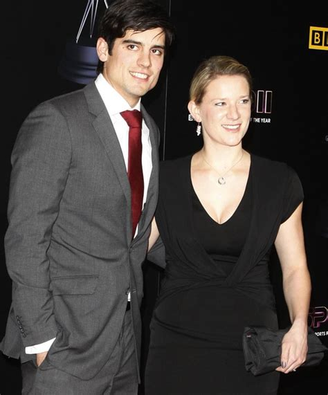 alastair cook wedding to alice hunt england cricket star behind every successful captain is his wife rediff cricket