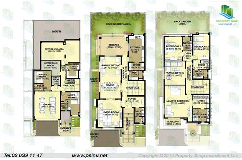 Family Compound Floor Plans al forsan village apartment properties villa townhouse