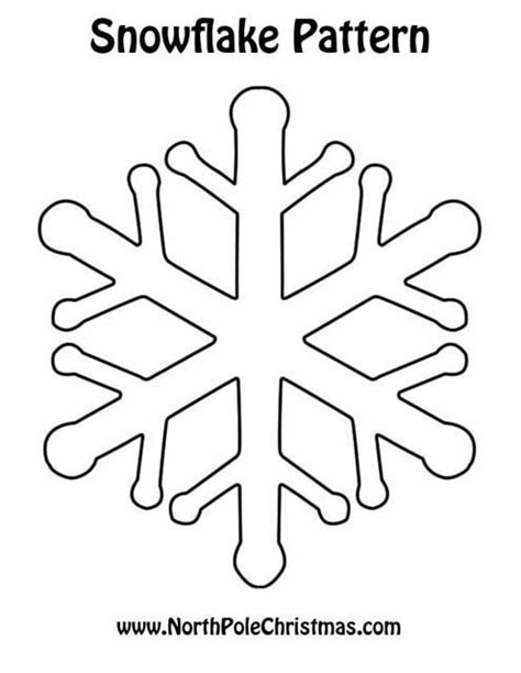 snowflake pattern to trace frozen snowflake patterns to trace www imgkid com the