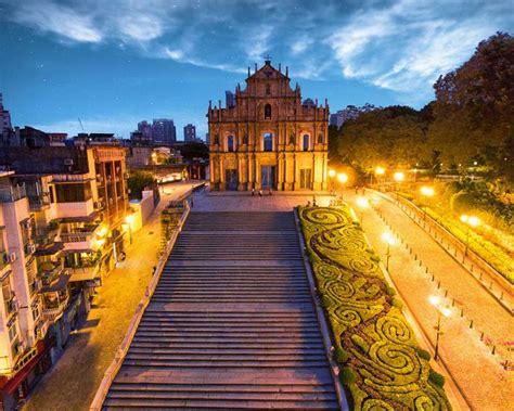 macao tourist spots  hidden gems   guided