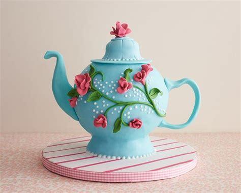 Tea Party Cake  Ee  Ideas Ee   Impressive Cake  Ee  Ideas Ee   For A
