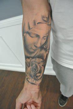 imagenes de tatuajes de virgen maria tatuaje de la virgen mar 237 a en el brazo tatuajesxd