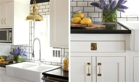 mixed metals kitchen mixing metals in design withheart