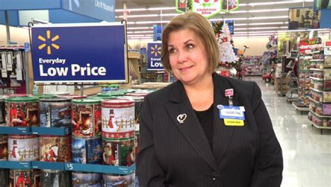 Shop Manager by Walmart Store Manager Marlene Simmons Talks About Opportunity