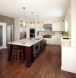 Antique white transitional style kitchen modern kitchen calgary