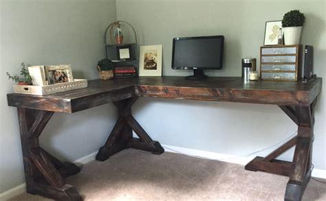 diy corner desk  home happiness