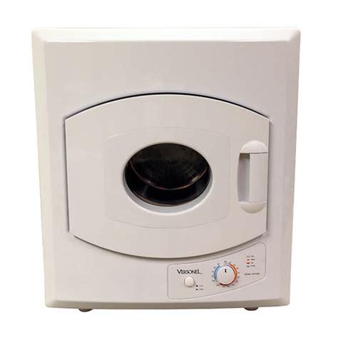 Portable Electric Clothes Dryer Versonel 110 Volt Portable Compact Electric Tumble Clothes