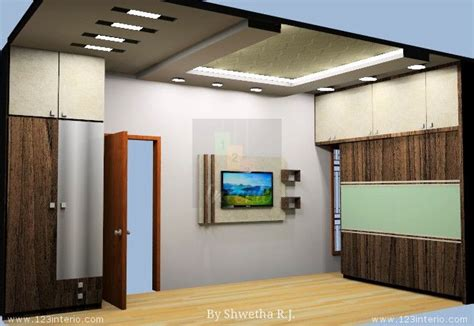 False Ceiling Designs For Master Bedroom Master Bedroom Tv Unit And False Ceiling Ceiling Ideas Ceilings Master Bedrooms