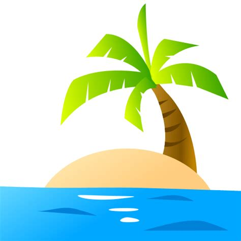 island emoji list of phantom travel places emojis for use as