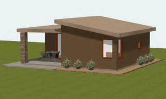 Small House Plans Modern by Small House Plan Small Guest House Plan