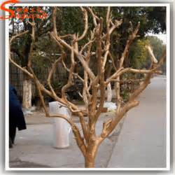 indoor wedding dry tree for decoration colorful dry tree