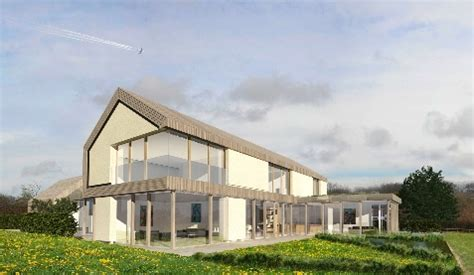eco house design plans uk hawkes wins planning for another pps7 house news