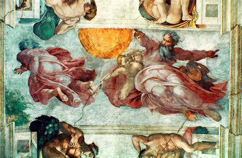 God Sistine Chapel Ceiling by Lgbtq Spirituality Researched In Halifax Wayves Magazine