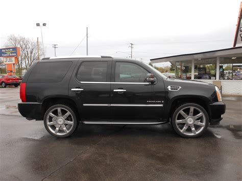 Cadillac Escalade 2009 For Sale by For Sale 2009 Cadillac Escalade Denam Auto Trailer