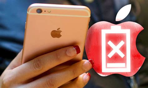 iphone battery life phone  shutting