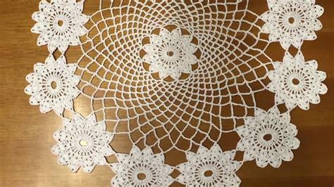 Modele De Mileuri Crosetate Manual Simple modele crosetate scheme flori crosetate manual scheme