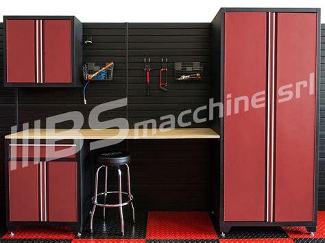 banco portautensili armadio banco da lavoro portautensili sogi sistema garage