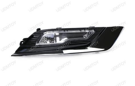 2017 ford fusion fog light kit 2017 up ford fusion led daytime running lights w bezel covers