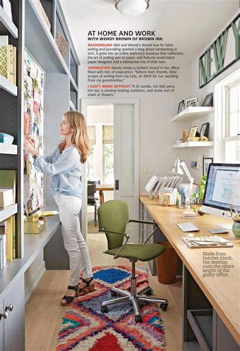 Small Home Office Square Footage Ciao Newport How To Add Color With Home Accessories