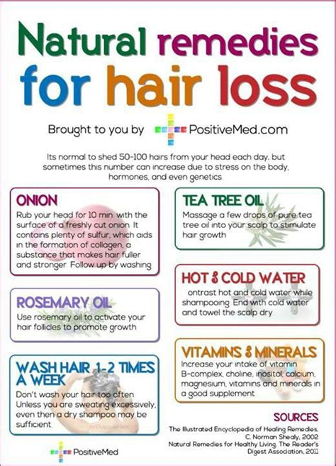natural remedies hair loss and hair loss remedies on