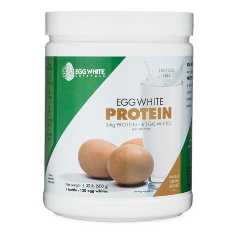 protein in eggs egg white protein egg white crystals