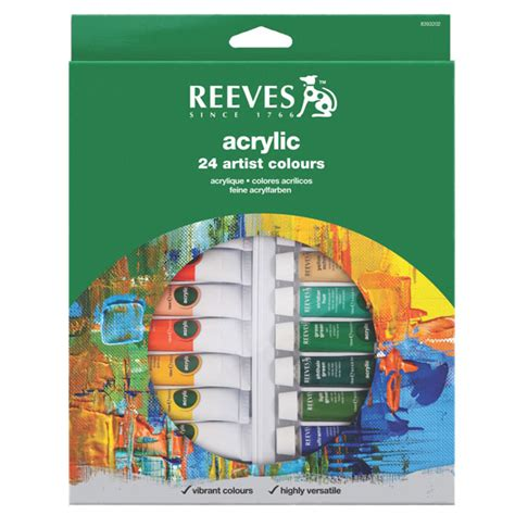 Cat Acrylic Reeves jual reeves 24 acrylic color set lix supplies